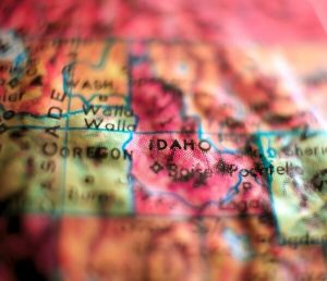 Idaho Falls Social Security Disability Lawyers - map pic