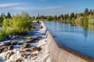 Idaho Falls image.