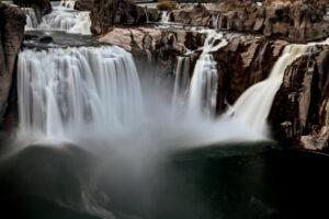 Scenic image of Twin Falls.
