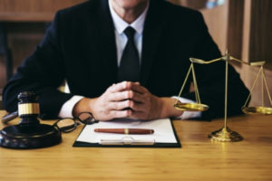 A lawyer handling a workers compensation case in Pocatello.